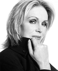Joanna Lumley, British Actress, best known for 'Absolutely Fabulous'. Joanna Lumley, English Actresses, British Actresses, Olive Press, Christmas Concert, Ab Fab, Portraits, We Are The World, Absolutely Fabulous