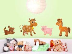 Wandtattoo Babyzimmer Hund Tiere No.71 Bauernhof Set Jetzt bestellen unter: https://moebel.ladendirekt.de/dekoration/wandtattoos/wandtattoos/?uid=9c9e3413-571c-51c8-9f93-479032028ab5&utm_source=pinterest&utm_medium=pin&utm_campaign=boards #tattoos #tapeten #farben #dekoration