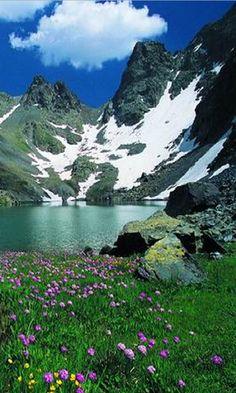Kaçkar Dağları - Turkey