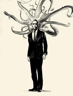 H P Lovecraft - Rosana Raven ☥~