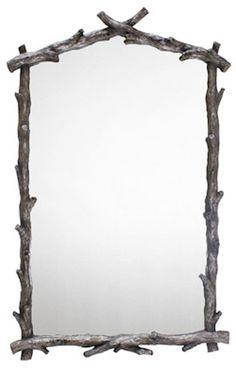 Twig Mirror via Oly Studio