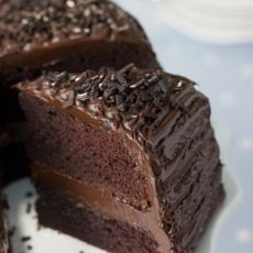 The Best Chocolate Cake Recipe Ever a very rich moist and