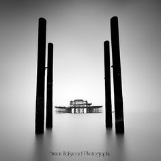 Brighton West Pier by Simon Halstead Photography (2013)