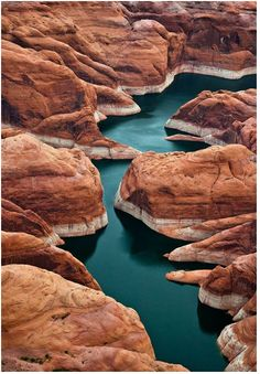 Lake Powell - Arizona / Utah  via: une-deuxsenses.blogspot.com