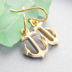 Anchors Earrings!