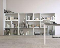 Décoration salon : 25 bibliothèques design - Côté Maison