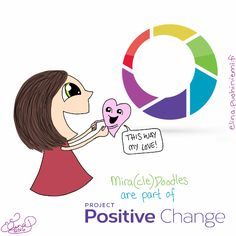 This loving, amazing community is now one of my new playgrounds with lots of new playmates! I love the movement and the people in it and am really proud and excited to be part of it! Join us too by following Project Positive Change in Facebook.