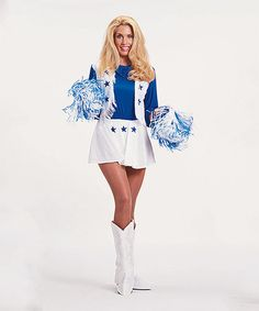 f447e6cdb Dallas Cowboys Cheerleader Costume - Women s… Dallas