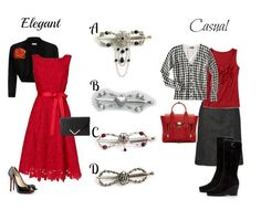 Doing anything special on Saturday? Here are some outfits - with flexi clips suggestions that match! I love how flexi clips can complete any look. #LillaRose