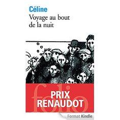 Voyage au bout de la nuit eBook: Louis-Ferdinand Céline: Amazon.fr: Boutique Kindle