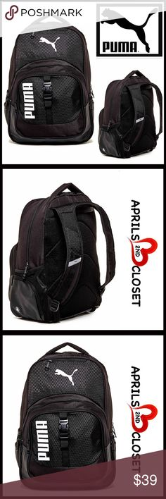 """❗1-HOUR SALE❗Volcom Large Backpack 💟NEW WITH TAGS💟   Volcom Large Backpack  * Adjustable padded shoulder straps; Exterior-2 front zip pockets & 2 side slip pockets.  * Zip around closure & single handle strap  * Handle drop- approx 2.5""""  * Approx. 18"""" H x 15"""" W x 5""""D  * Graphic logo front  * Easy to clean nylon interior Material- 100% Polyester  Color-Black   🚫No Trades🚫 ✅ Offers Considered/Bundle Discounts✅ Volcom Bags Backpacks"""