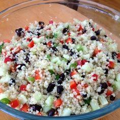 Cold Quinoa Salae