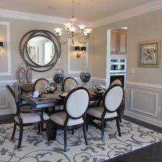 Canton - contemporary - dining room - boston - Helen Piteo Interiors, LLC