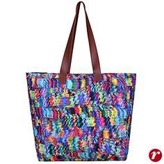 Tem bolsa mais linda para levar à beira-mar?