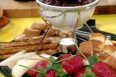Get Rachael Ray's Chocolate Fondue Recipe from Food Network