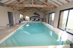 Gite avec piscine intérieure privée vendée