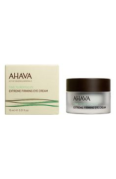AHAVA 'Time to Revitalize' Extreme Firming Eye Cream available at #Nordstrom