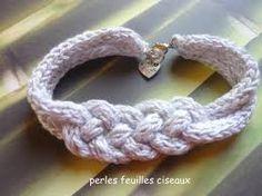 bijoux tricotin - Recherche Google