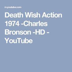 Death Wish  Action 1974 -Charles Bronson -HD - YouTube