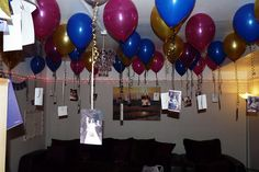 40th Birthday Party by Mrs Pumpkin, via Flickr