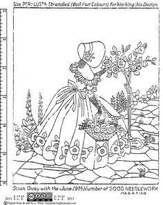 Wonderful Ribbon Embroidery Flowers by Hand Ideas. Enchanting Ribbon Embroidery Flowers by Hand Ideas. Embroidery Transfers, Hand Embroidery Patterns, Vintage Embroidery, Machine Embroidery, Silk Ribbon Embroidery, Cross Stitch Embroidery, Cross Stitch Patterns, Embroidery Techniques, Needlework