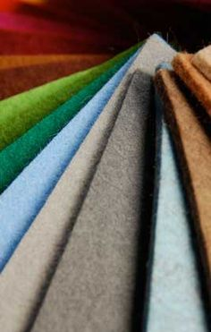 The Felt Store - Designer and Craft Materials, Industrial and Technical Materials, and Finished Products.