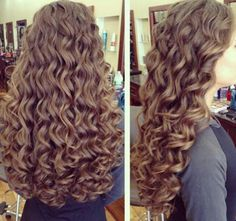 The best curls