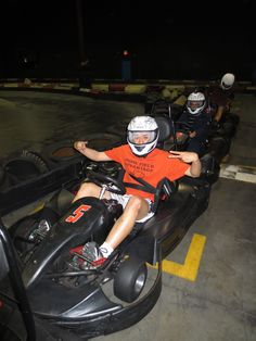 Go-Kart - perfect for a night out with friends!