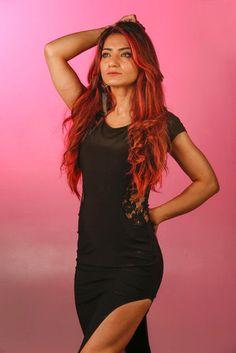Persian-born SUNshine Girl Mimo Bloree