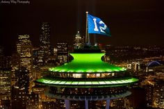 2014 Space Needle photo by @antmay