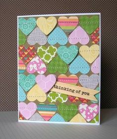 Simple Homemade St`Valentines day crafts photo2