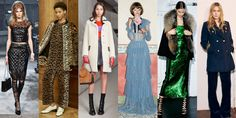 This article talks about some of the main fashion trends for fall 2016. A big look is a lot of suede and textures as well as bold prints such as leopard.  -Madeline Loring