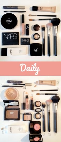 Products to achieve a clean, fresh and neutral everyday look.