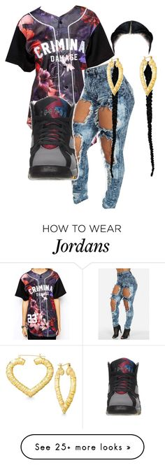 Outfit To School Today Swag Outfits For Girls, Dope Outfits, Summer Outfits, Casual Outfits, Tomboy Outfits, School Outfits, Dope Fashion, Girl Fashion, Jordan Outfits
