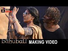 Baahubali Movie BEHIND THE SCENES. Here is the Unseen Video of Bahubali on Telugu Cinema, ft Prabhas, Anushka, Rana and Thamanna. Baahubali directed by SS Ra...