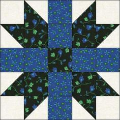 Scrappy Grab Bag Fabric Sisters Choice Easy To Make Pre-Cut Quilt Blocks Top Kit