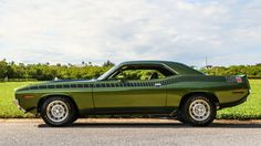 1970 Plymouth AAR Cuda presented as Lot F118 at Kissimmee, FL