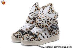 Sale Cheap Adidas X Jeremy Scott Big Tongue Tigrina Shoes Fashion Shoes Shop