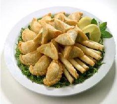 LEBANESE RECIPES: Sambousik Lahmeh recipe