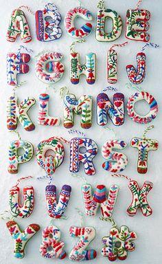 print & pattern: CHRISTMAS 2016 - anthropologie