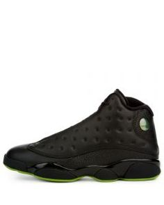 save off 2f3b4 33520 MEN S AIR JORDAN 13 RETRO BLACK ALTITUDE GREEN Jordan 13, Urban Outfits, Air