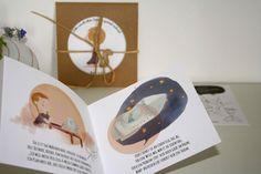 Shop it at DaWanda: http://de.dawanda.com/product/63719699-Was-Monster-mit-Wuermern-zu-tun-haben #childrensbook #cute #illustrations #monster