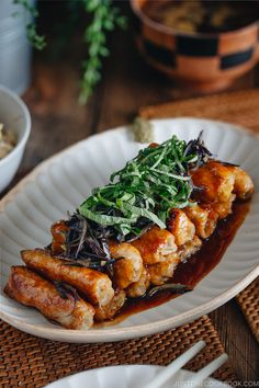Discover the deliciousness of eggplant with our best recipes! The fans' favorites include soy-glazed eggplant rice bowls, grilled eggplant with miso glaze, pork rolls with eggplants, and more. #eggplantrecipes #japaneseeggplant #asianeggplant | Easy Japanese Recipes at JustOneCookbook.com