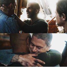 Prison Break - Michael and Sucre's reunion Season 5