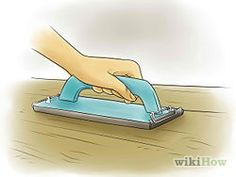How to refinish and Paint Furniture - wikiHow