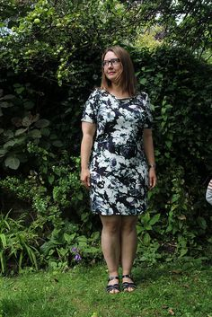 Seamwork Mesa Short Sleeve Dresses, Tops, Fashion, Moda, Fashion Styles, Fashion Illustrations