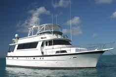 56' Matthews Voyager Motor Yacht 1971