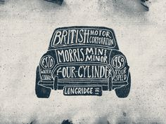betype:  Hand Lettering April by Ian Barnard.