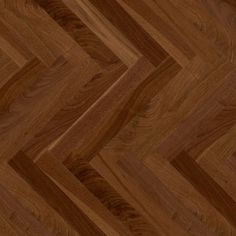 68mm Red Walnut Select Parquet Flooring Real Wood BOEN Kent
