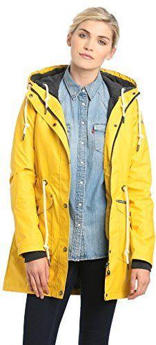 didriksons hedvig gelb damen regenmantel friesennerz mantel friesennerz gelbe regenjacken. Black Bedroom Furniture Sets. Home Design Ideas
